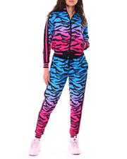 Women - Tiger  Camo Track Suit-2711629