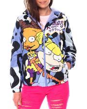 Women - Rugrats Fur Lined Jacket-2712042