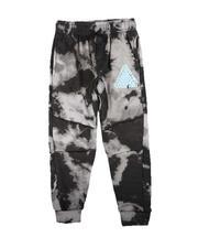 Bottoms - Good Vibes Tie Dye Jogger Pants (4-7)-2711068