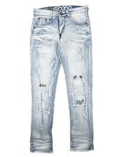 Jeans - Paint Splatter Rip & Repair Jeans (8-18)-2711277