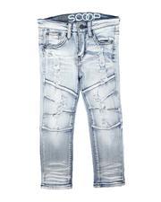 Bottoms - Rip & Repair Moto Jeans (4-7)-2711549