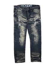 Bottoms - Rip & Repair Moto Jeans (4-7)-2712417