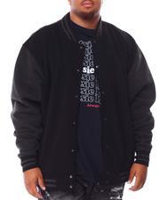 Buyers Picks - Lightweight Fleece Baseball Jacket (B&T)-2708122