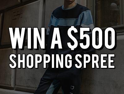 Enter Below for a chance to win a $500 Shopping Spree at DrJays.com