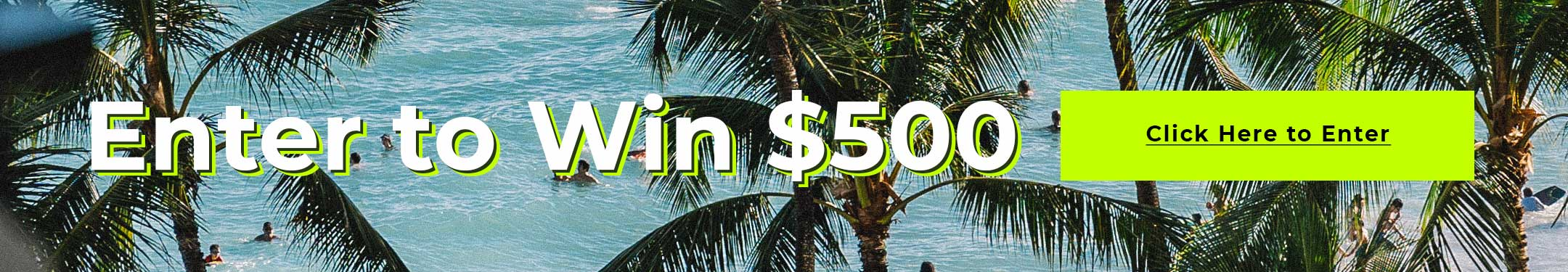 Win A $500 Giveaway!