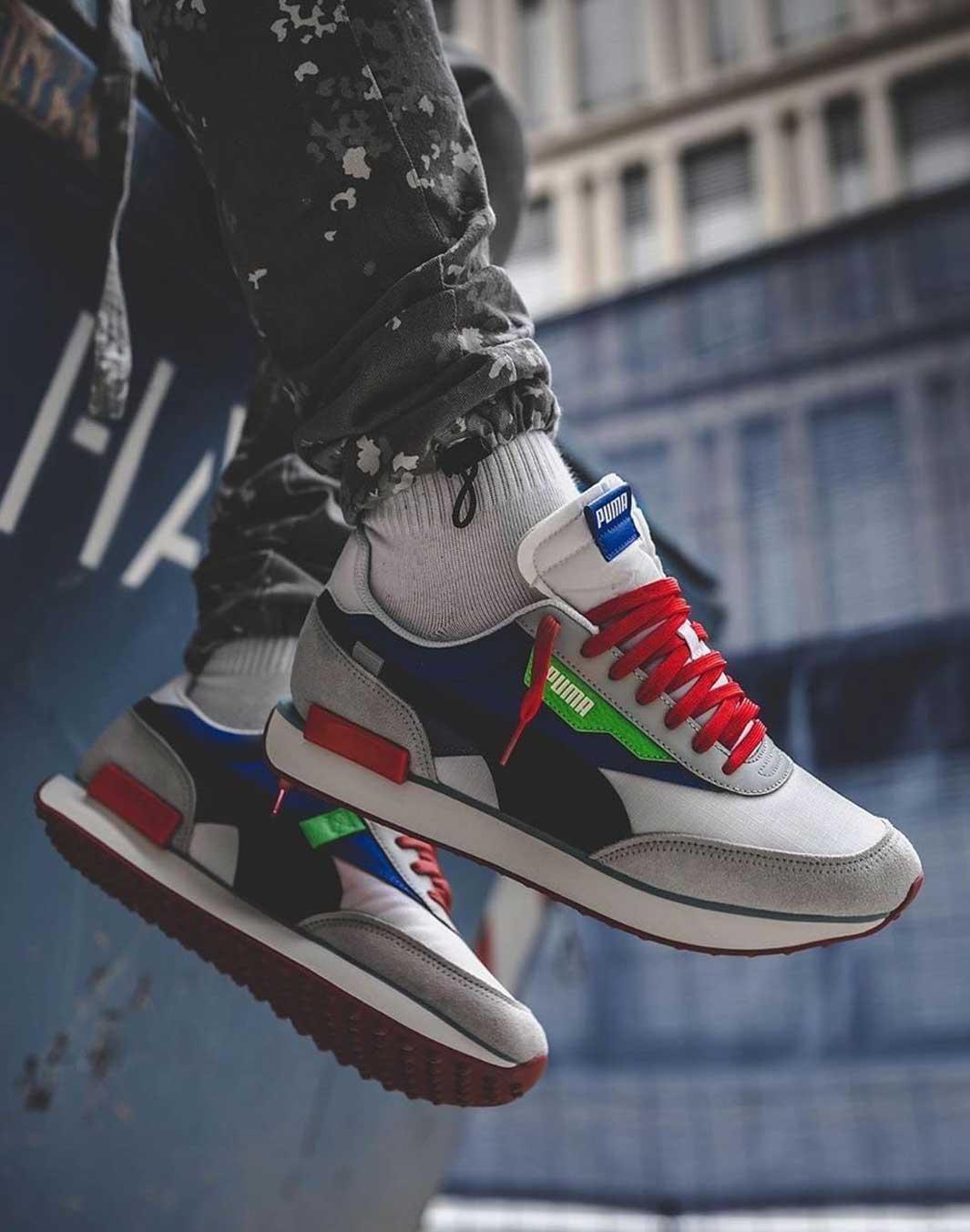 Shop Men's Sneakers at DrJays.com