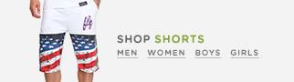 DrJays Shorts at DrJays for Men Women Boys Girls