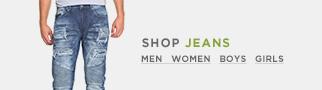 DrJays Jeans at DrJays for Men Women Boys Girls