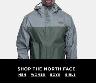 Shop The North Face at DrJays.com