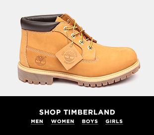 Shop Timberland at DrJays.com