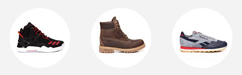 Men's Shoes at DrJays.com