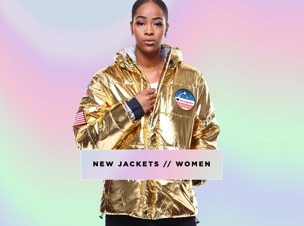 Women's New Jackets