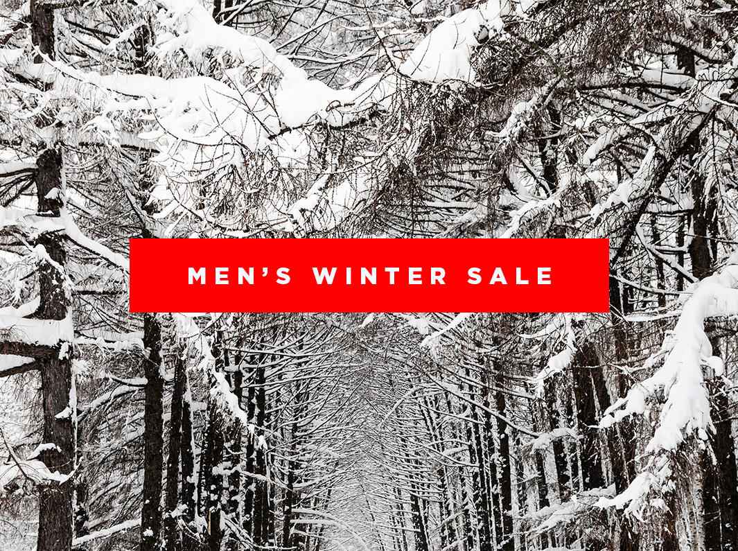 Men's Winter Sale