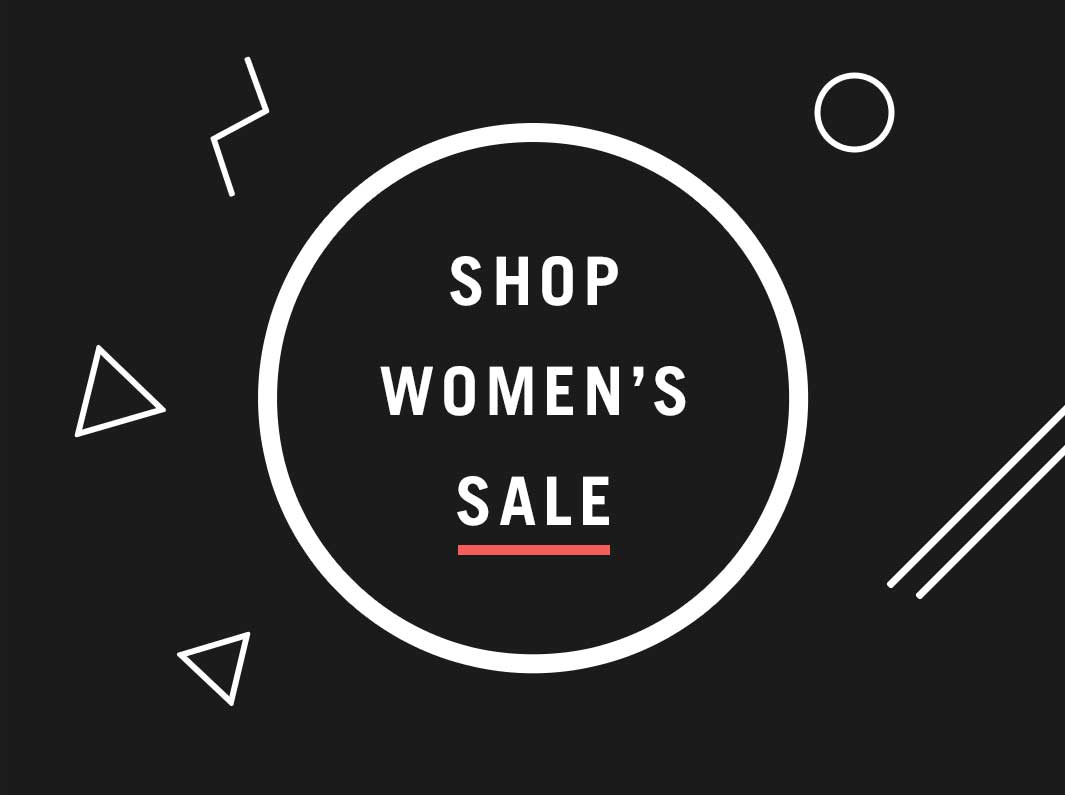 Women's Winter Sale