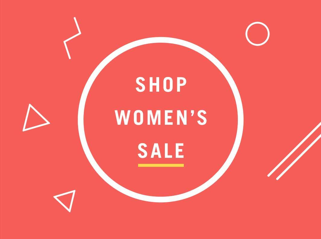 Women's Spring Sale