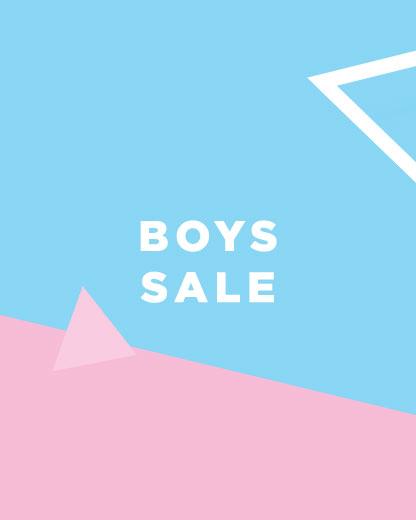 Boys Summer Sale