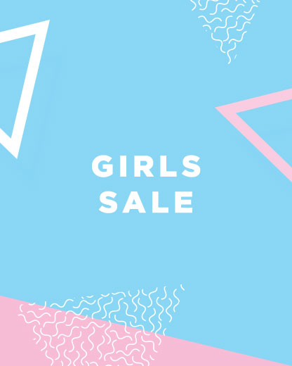 Girls Summer Sale