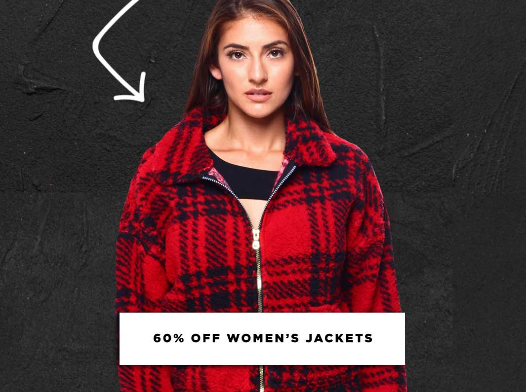 Mobile Women's Blowout Sale Jackets