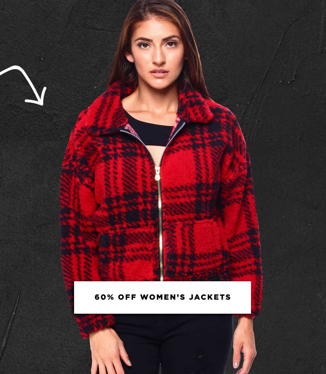 Women's New Jackets Arrivals