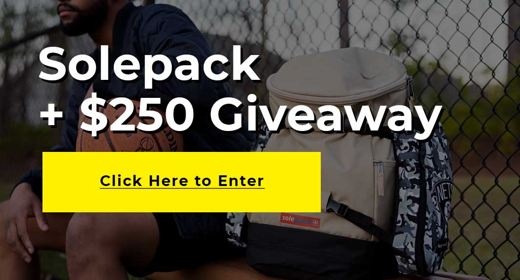 Win A $250 Giveaway!