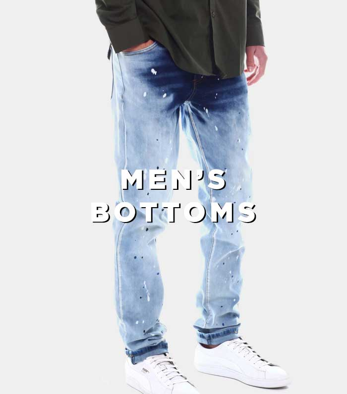 Men's Jeans and Pants