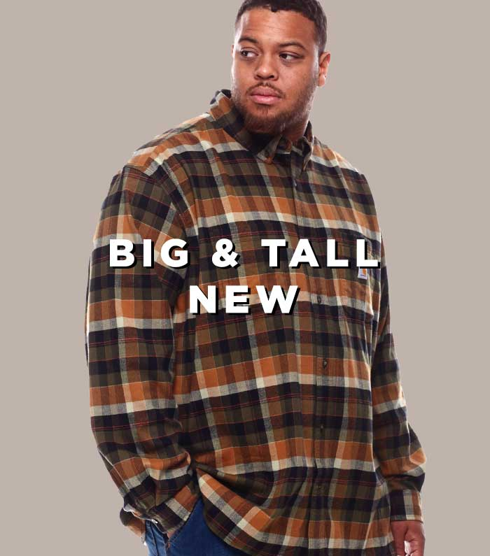 Men's Big and Tall
