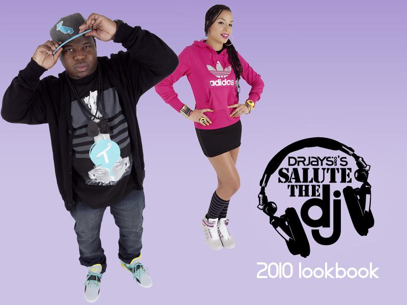 Salute the DJ at DrJays.com