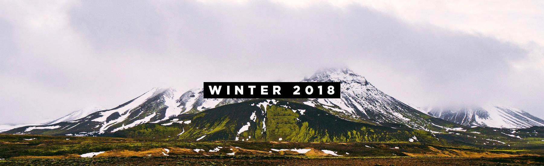 2018 Winter Trends Shop DrJays.com