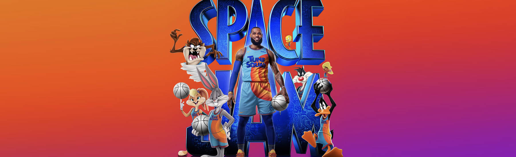 Shop Space Jam: A New Legacy!