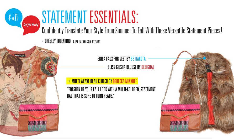 Women's Statement Essentialss