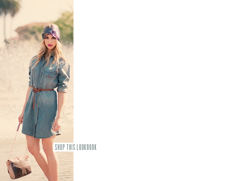 DJPremium's Women's Denim Spring 2012